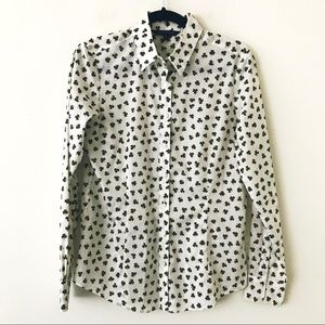 BROOKS BROTHERS Shamrock Button Down